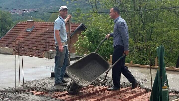 Sheremet Beqiri iz Kosova: Uz pomoć IOM uspeli smo da stvorimo sopstveni dom