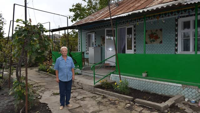 Alexandra from Moldova: Thanks to IOM, I have a place to live