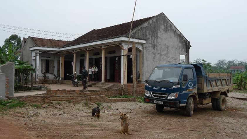 pomoc IOM migrantom po návrate domov Vietnam vstup do partnerstva s prepravnou firmou