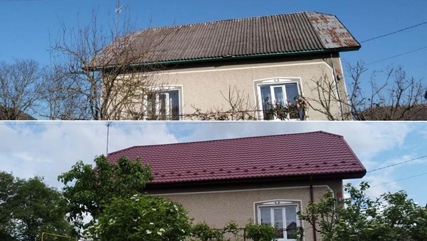 Anna a Fedir z Ukrajiny:  Vydýchli sme si, konečne nás už nebude trápiť zatekajúca strecha